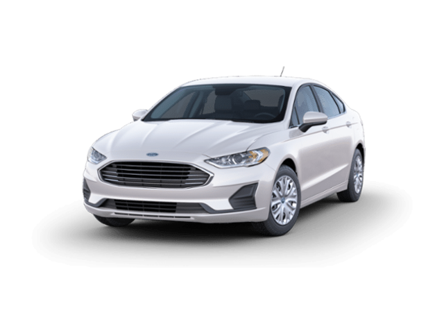 New 2019 Ford Fusion S Sedan for sale at your Charlottesville VA used Ford authority